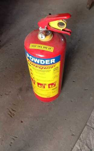 High Pressure Fire Extinguisher