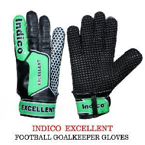 Indico Excellent Football Goalkeeper Gloves