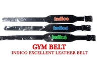 Indico Rubber Gym Belts