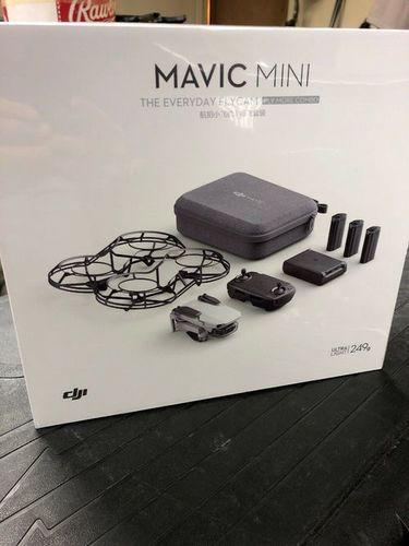 Mini Fly More Combo Drone Camera (DJI Mavic)