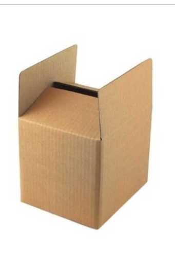 Multi Color Plain Corrugated Boxes
