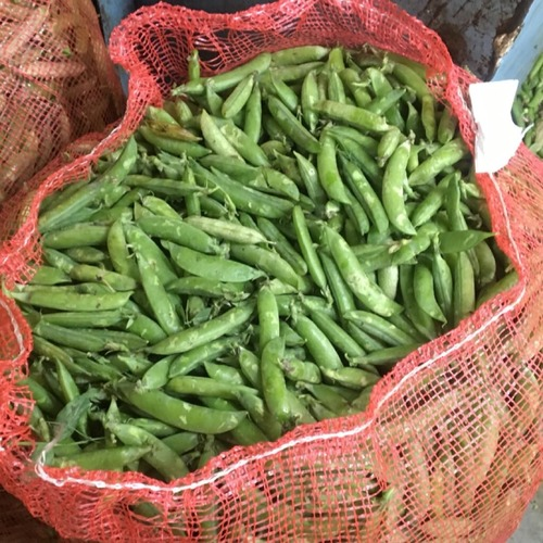 Natural Fresh Green Peas