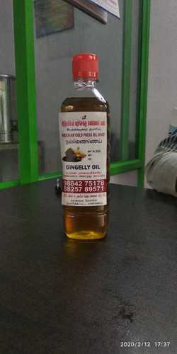 Refined Edible Ginger Oil
