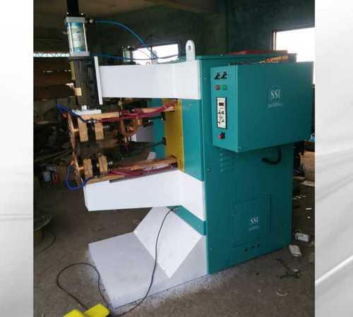 Semi Automatic Seam Welding Machine