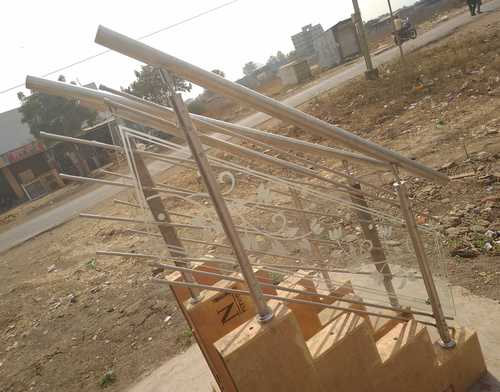 Stainless Steel Plain Railings