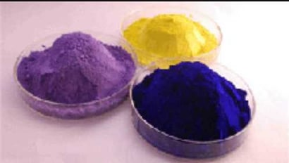 Ultramarine Blue Pigment Powder