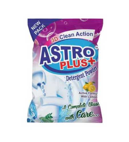 White Color Laundry Detergent Washing Powder 1kg