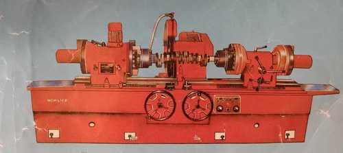 Automatic Crankshaft Grinding Machine