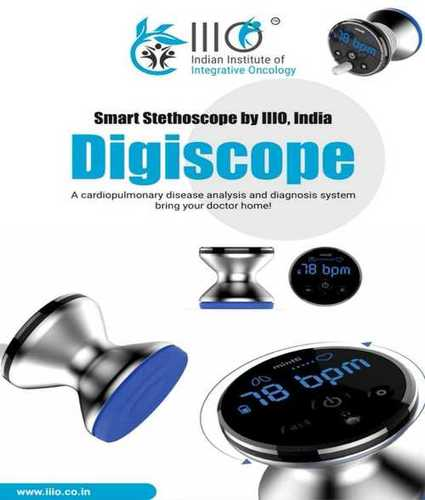 Chargeable Digiscope Digital Stethoscope