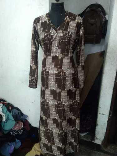 Designer Plain Ladies Burkha