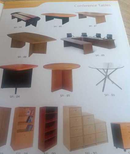 Designer Wooden Conference Table