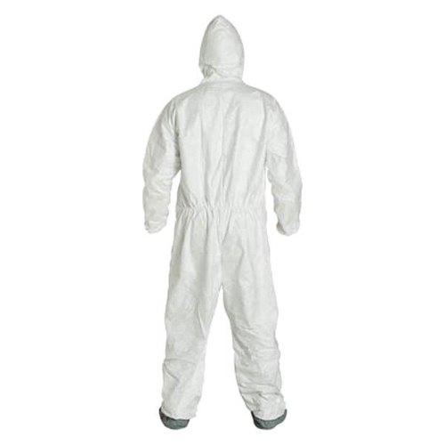 Disposable Hazmat Decontamination Coverall Suit