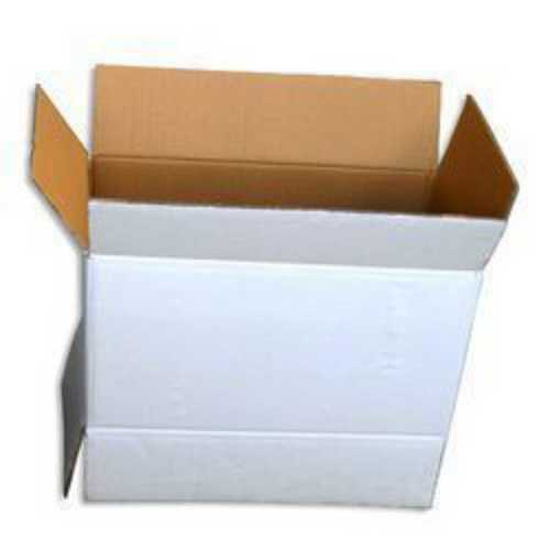 Duplex Paper Corrugated Box