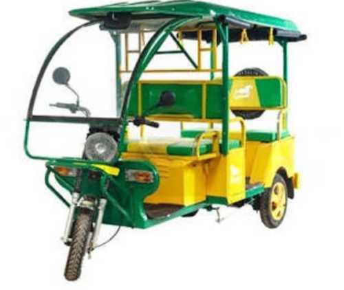 Good Mileage E-Rickshaw