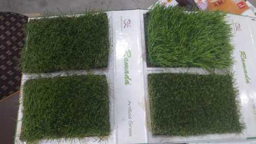 Green Color Artificial Grass