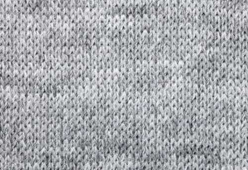 Grey Color Knitted Fabric