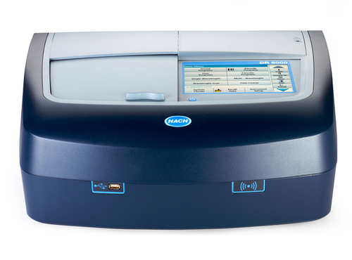 Hach DR6000 Spectrophotometer
