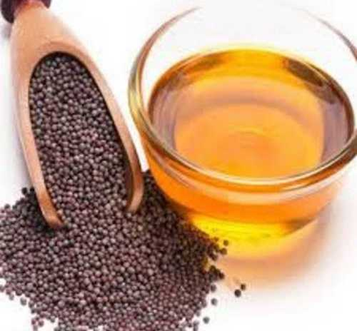 Highly Nutritious Mustard Oil