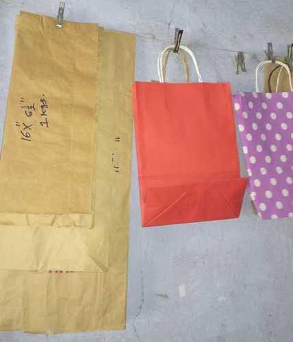 Light Weight Paper Bags