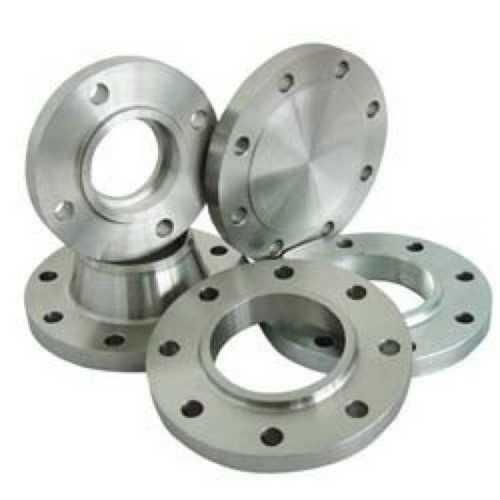 Mild Steel Round Flanges