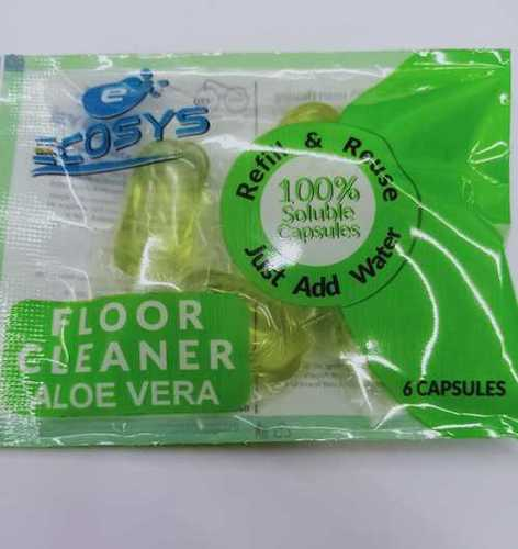 Natural Floor Cleaner Capsules