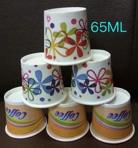 Printed Paper Cup - 65ml