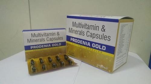 Prodenia Gold Softgel Capsules