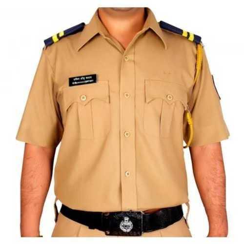 Wholesale Price Police Uniform Fabric