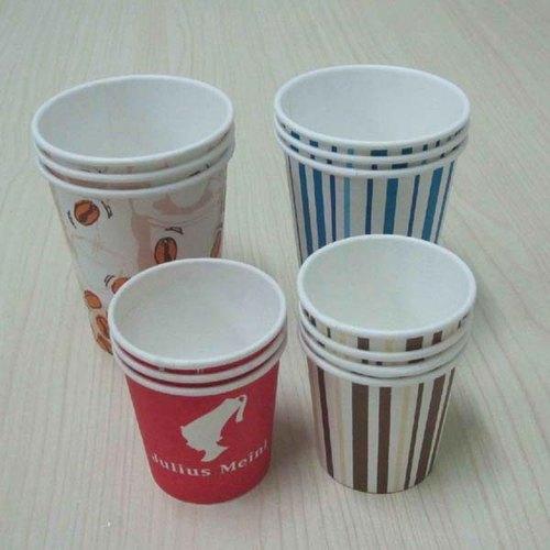 150 Ml Printed Paper Tea Cup