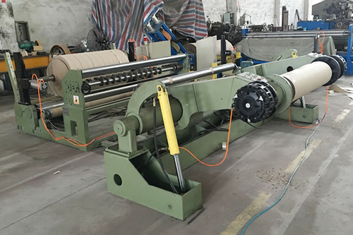 1800 Paper Slitting Rewinding Machine