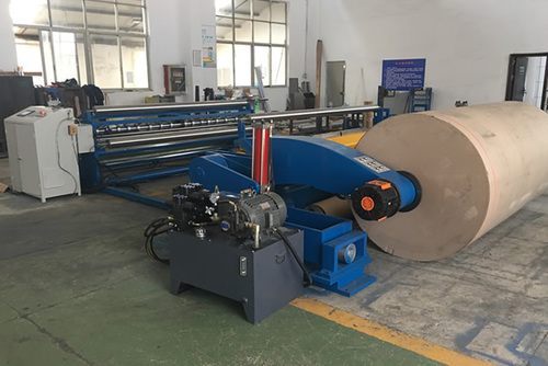 2500 Paper Slitting And Rewinding Machinery