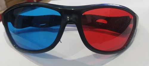 Crystal 3D Red And Cyan Analyph Glasses