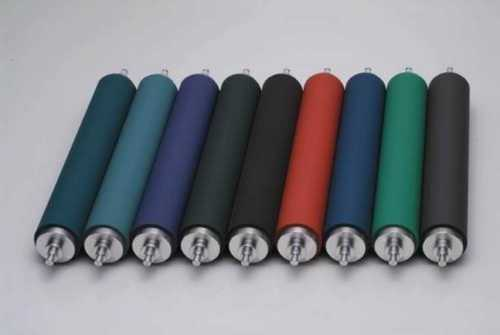 Cylindrical Tubes Rubber Roll