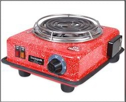 Deluxe Coil Hot Plate Stove