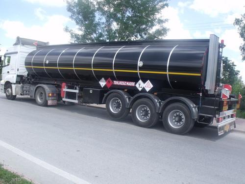 Heated Bitumen Tank Trailer