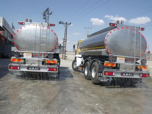 Irrigation Water Tank On Truck