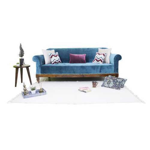 3 Seater Royal Wooden Sofa