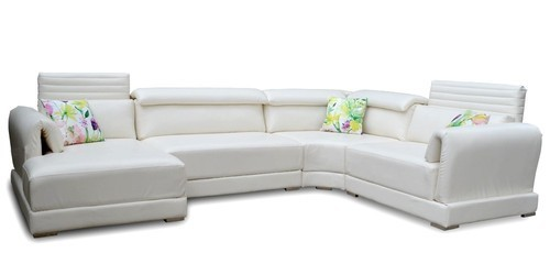 6 Seater Oxford Chesterfield Sofa