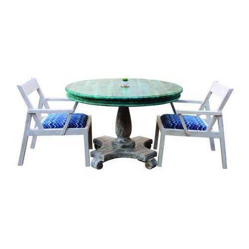 Designer Wooden Dining Table Set