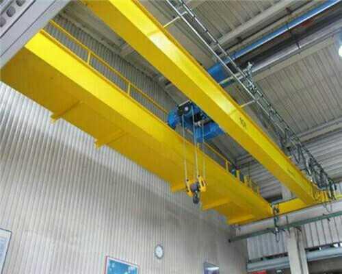 Double Beam Eot Crane Application: Industrial