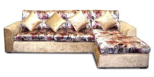 Printed Sectional Sofa Printed