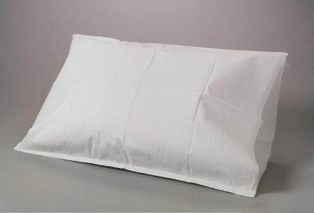 Rectangle White Pillow Cover