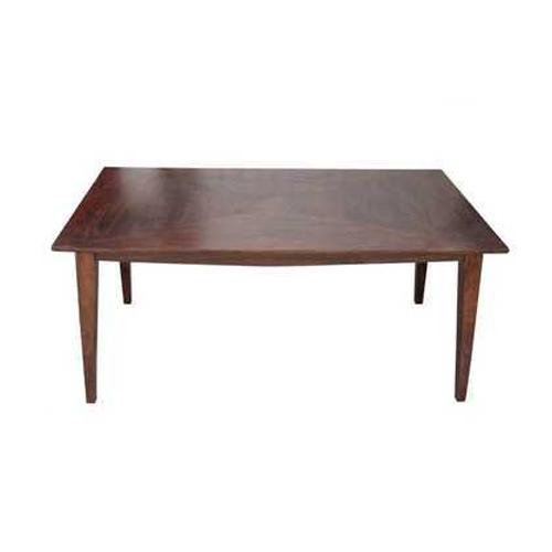 Rectangular Shape Wooden Table