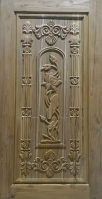 Customized Designer Wooden Door