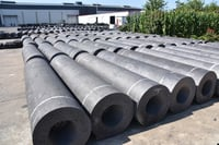 Graphite Electrode for Electric Arc Furnace Resistance