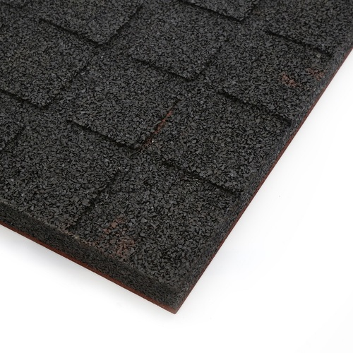 High Quality 50MM Black Rubber Mat