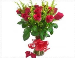 Red Rose Beauty Bouquets