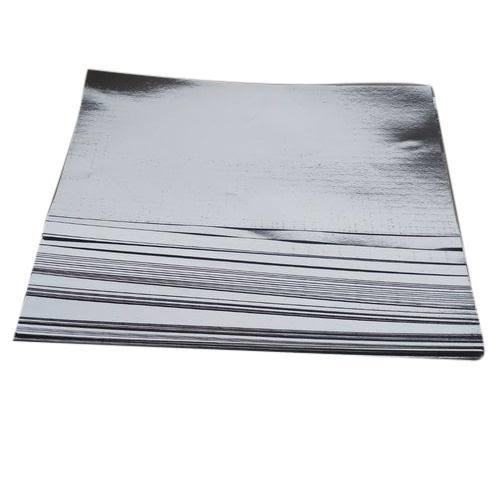 Silver Paper Sheet