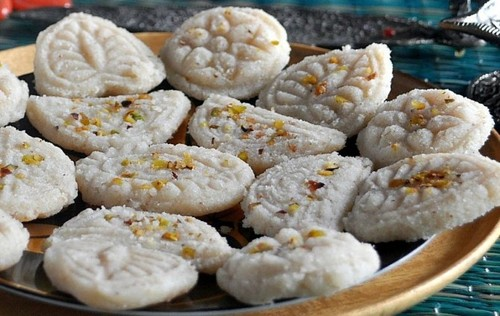 Natural Sugar-Free Chandrapuli (Coconut)