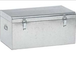 Stainless Steel Trunk Box